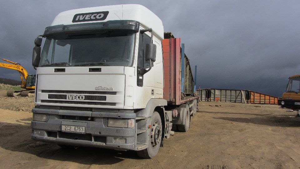 IVECO-Tahac